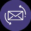 Gestión de cartas por Correo Postal